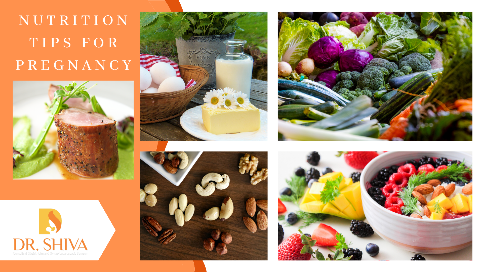 Nutrition Tips for Pregnancy