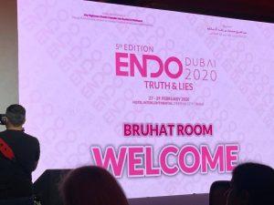 Endo Dubai 2020