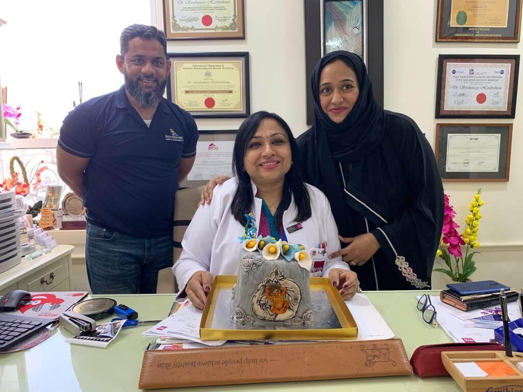dr shiva hk - good gynecologist in dubai