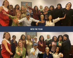Hysteroscopy Fellowship - with team